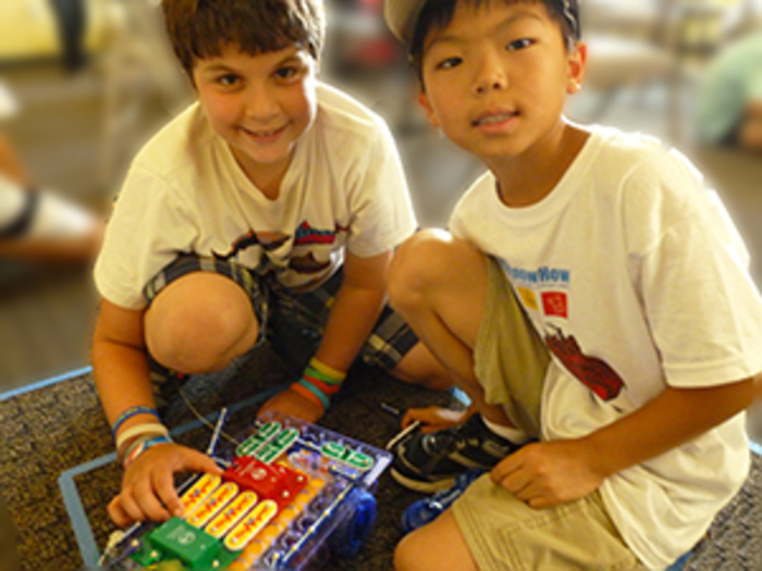 TechKnowHow Technology and LEGO Summer Camps