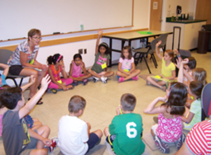 Young Writers/Young Readers Camps and Classes