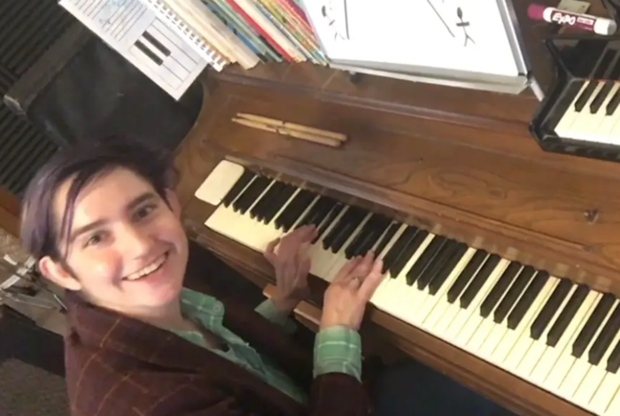 Kids piano lessons on-demand