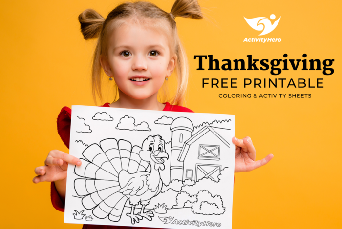 Online Thanksgiving turkey crafts and art