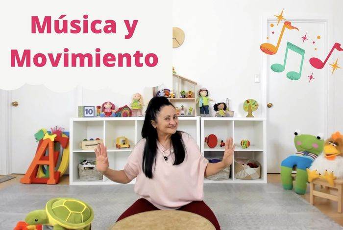 Kids Music and spanish with Cucu's playhouses