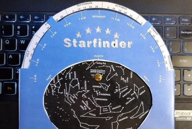 DIY Kids activities - make a Starfinder