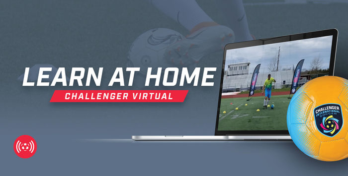 Learn at Home Challenger Virtual Soccer for Kids
