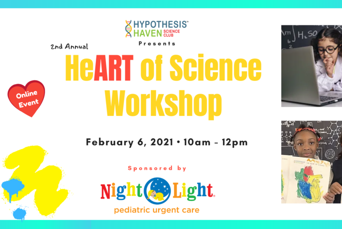 Science Workshop for Valentine's Day
