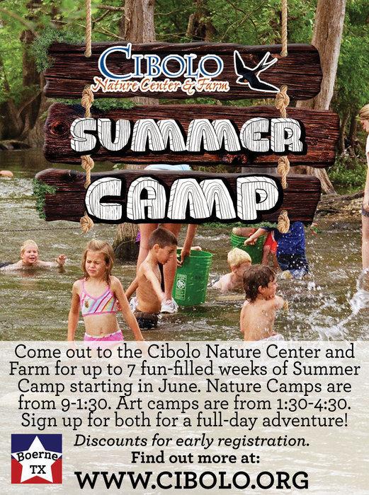 Cibolo Nature Center Cibolo Nature Center Farm Preschool Camp