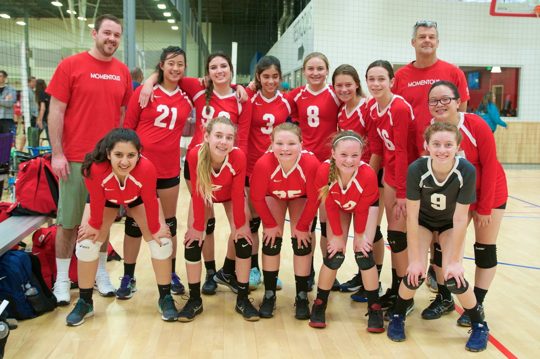 Momentous Volleyball Club Schedule & Reviews | ActivityHero