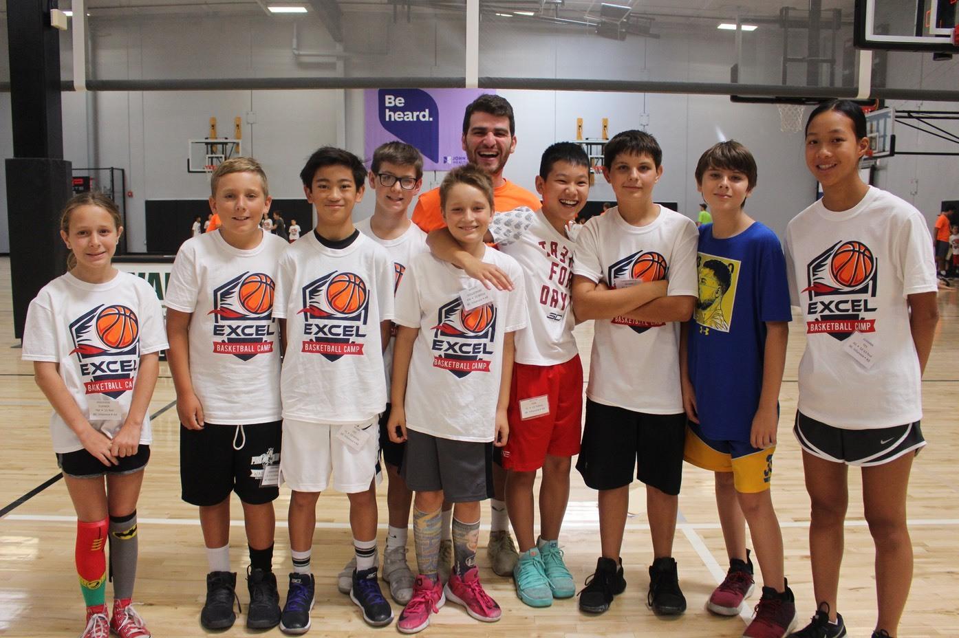 excel basketball camp schedule reviews activityhero