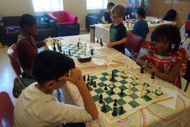 New York Chess Academy Kids Class