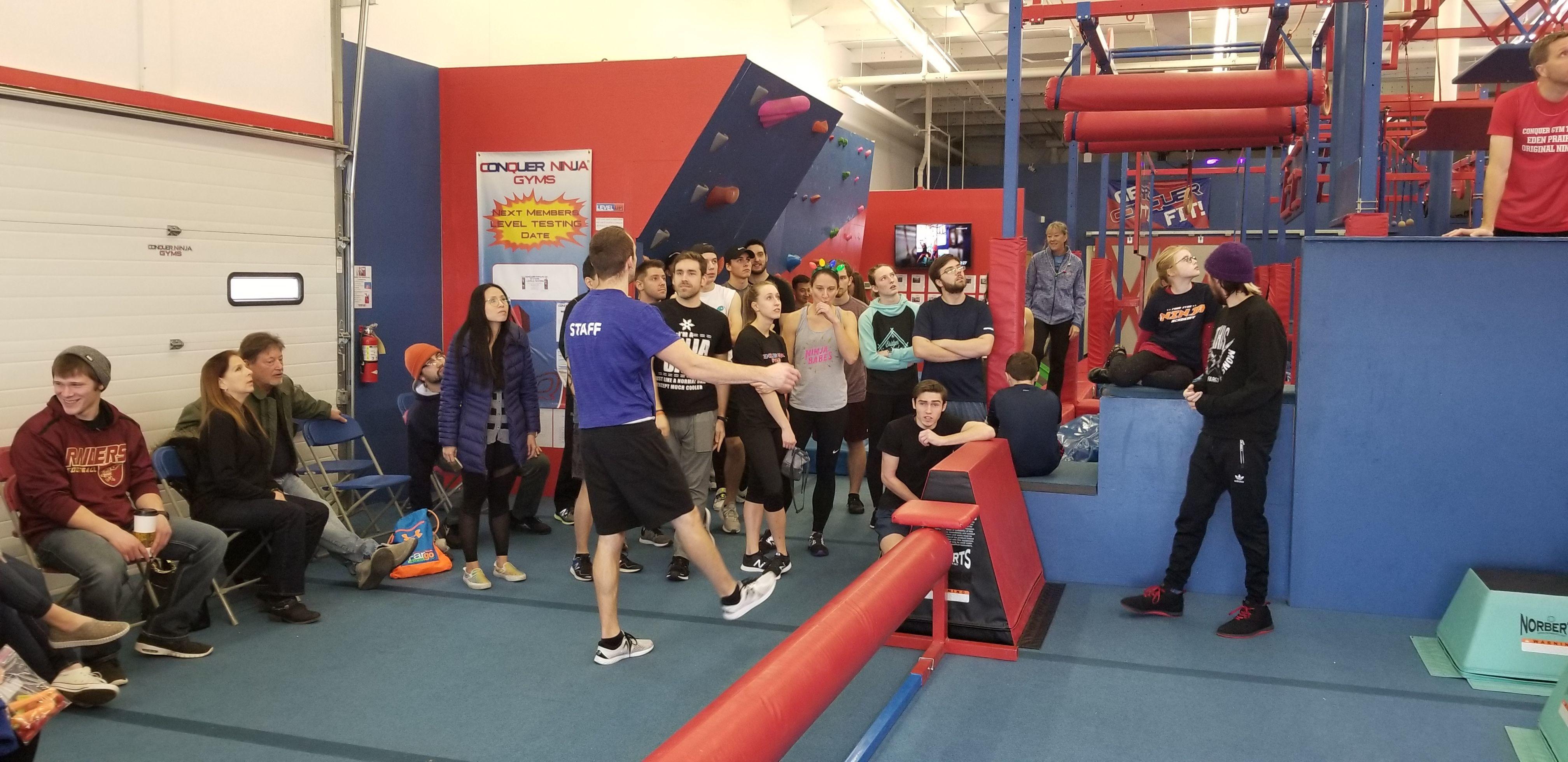 Conquer Ninja Gym Summer Camps Fargo Nd Camp Dates Availability Activityhero