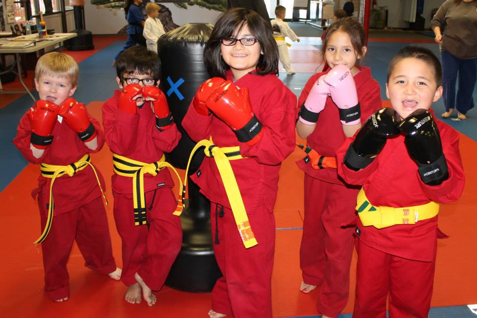 Vision Martial Arts Camp in Plano, TX