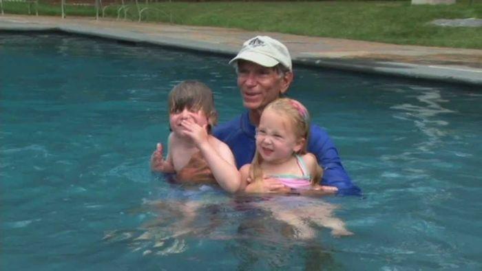 Ed durkin: swim safe in 3 1/2 days.