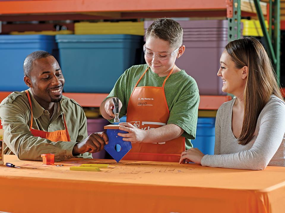 The Home Depot Schedule Reviews Activityhero
